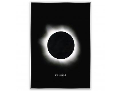 Obraz v rámu ECLIPSE 50x70 cm Styler