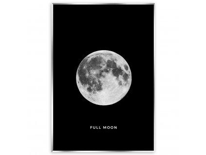 Obraz v rámu FULL MOON 50x70 cm Styler