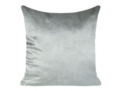 Polštář CANBERRA stříbrná 45x45 cm Mybesthome