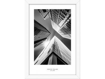 Fotorámeček FLORYDA bílá různé rozměry fotografie Styler