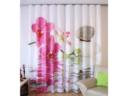 3D dekorační závěs 215 ZEN 2x160x250 cm MyBestHome