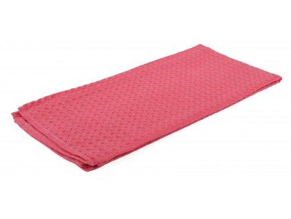 Utěrka bavlněná SPRING COLOR růžová 45x65 cm Essex