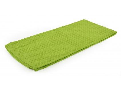 Utěrka bavlněná SPRING COLOR zelená 45x65 cm Essex