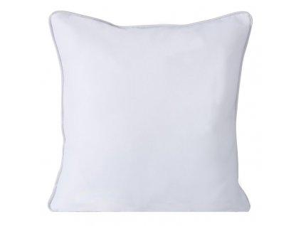 Polštář EASY COLOR bílá 40x40 cm Mybesthome