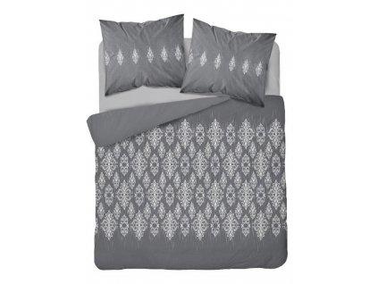 Povlečení LINDA 100% bavlna 1x 200x220 cm, 2x povlak 70x80 cm francouzské povlečení MyBestHome