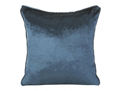 Polštář LUXURY modrá 45x45 cm Mybesthome