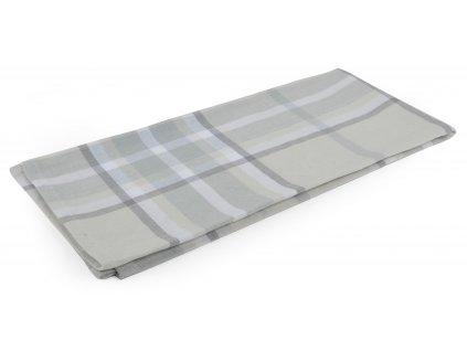 Utěrka VERANO 100% bavlna, šedá, 45x65 cm Essex