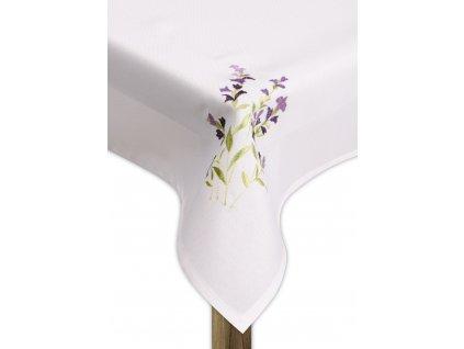 Ubrus GARDEN FLOWERS, 80x80 cm motiv A, ESSEX