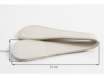 Dekorační spona - upínač na závěsy DESIGN 15x5,5 cm Mybesthome