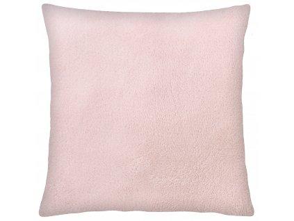 Polštář HOUSTON růžová, 40x40 cm mikrovlákno, ESSEX
