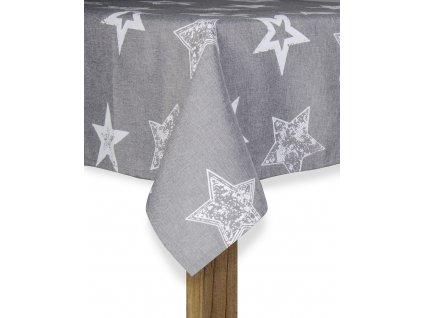 Ubrus SILVER STAR 160x220 cm ESSEX