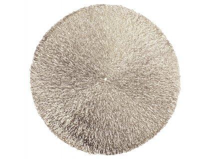 Prostírání BOLIDE zlatá Ø 38 cm Mybesthome Mybesthome