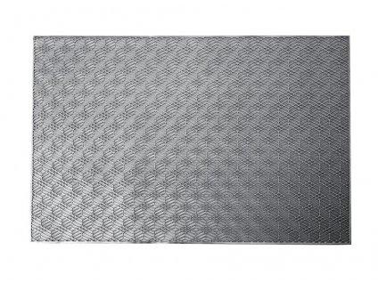 Prostírání ALINA stříbrná 30x45 cm Mybesthome