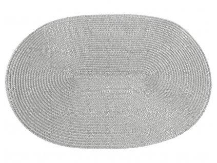 Prostírání MARTA stříbrná 45x30 cm Mybesthome