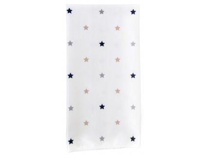 Utěrka DOTS hvězdičky mikrovlákno 38x63 cm, Essex
