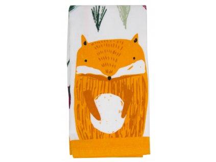 Bavlněný froté ručník s dětským motivem COOL PETS 40x60 cm Essex