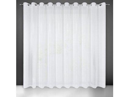 Dekorační krátká záclona na kroužky LACIA III. (1 kus) 350x250 cm MyBestHome