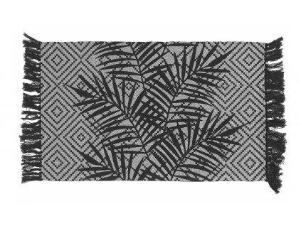Kusový bavlněný koberec - kobereček PALMS II. 50x80 cm, Mybesthome