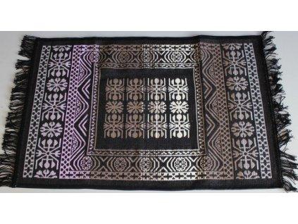 Kusový vzorovaný koberec ELDAR 80x200 cm, Mybesthome