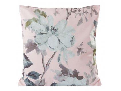 Polštář MORENA růžová/krémová MyBestHome 45x45cm