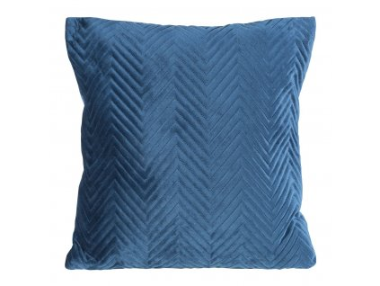 Polštář SOHO modrá MyBestHome 45x45cm