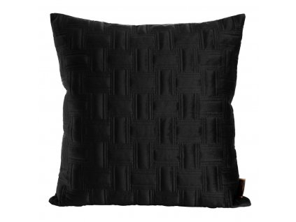 Polštář RAISA černá MyBestHome 45x45 cm