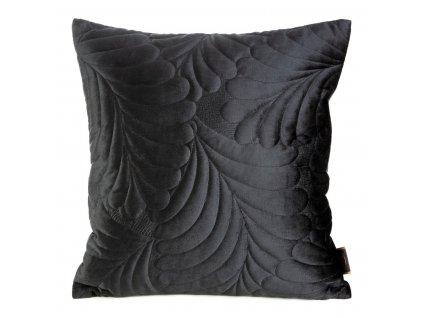 Polštář PIETRO černá MyBestHome 45x45 cm