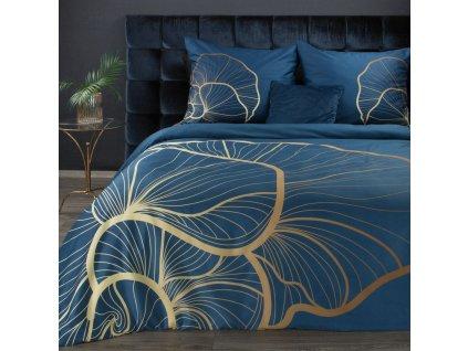 Povlečení MELISSA 100% saténová bavlna 1x 200x220 cm, 2x povlak 70x80 cm francouzské povlečení MyBestHome