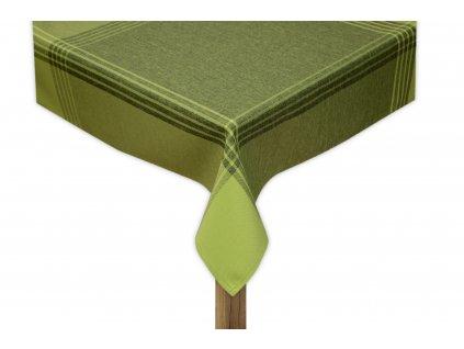 Ubrus TIFFANY 80x80 cm zelená, ESSEX