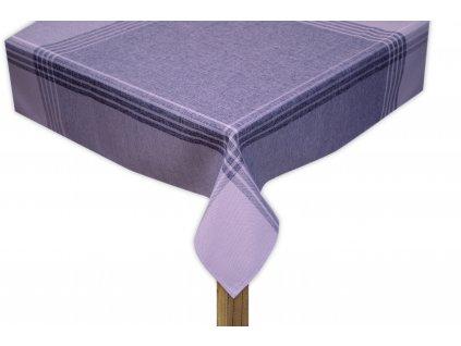 Ubrus TIFFANY 80x80 cm fialová, ESSEX