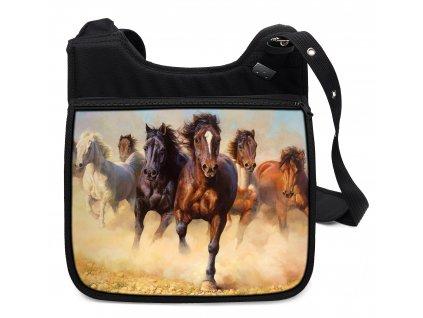 Taška přes rameno koně 02 MyBestHome 34x30x12 cm