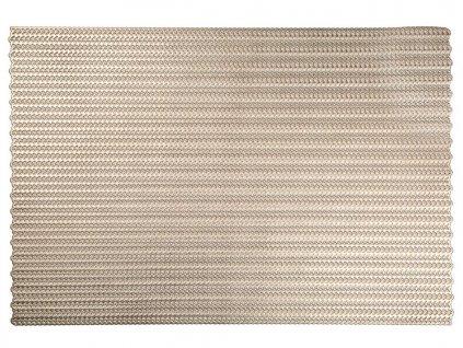 Prostírání ASTRID zlatá 30x45 cm Mybesthome