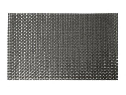 Prostírání KAMILA šedá 30x45 cm Mybesthome