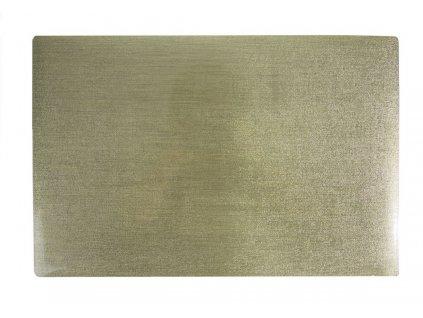 Prostírání HARDY 30x45 cm zlatá Mybesthome
