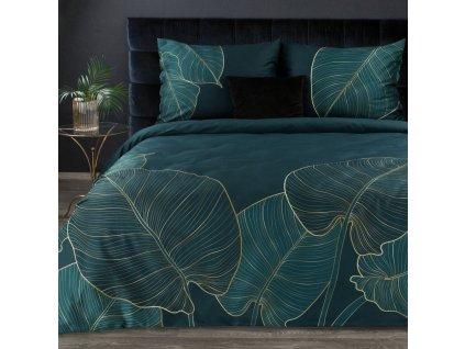 Povlečení ROSELYN 100% saténová bavlna 1x 200x220 cm, 2x povlak 70x80 cm francouzské povlečení MyBestHome