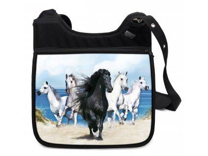 Taška přes rameno koně 05 MyBestHome 34x30x12 cm