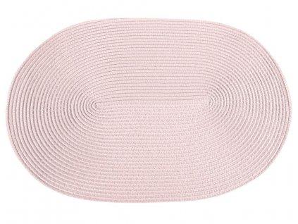Prostírání MARTA růžová 45x30 cm Mybesthome