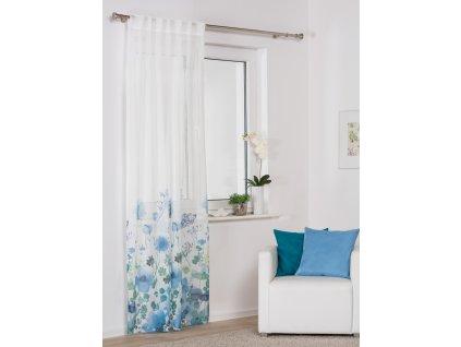 Dekorační záclona CAMPO 260, 140x260 cm MyBestHome