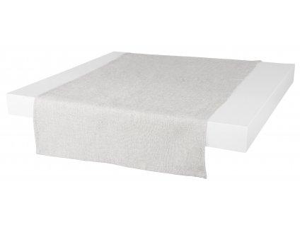 Ubrus - běhoun na stůl BASIC 40x120 cm, smetanová, ESSEX
