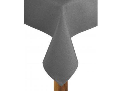 Ubrus STARK 110x160 cm šedá ESSEX