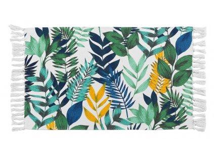 Kusový bavlněný koberec - kobereček PALMAS 50x80 cm, Mybesthome