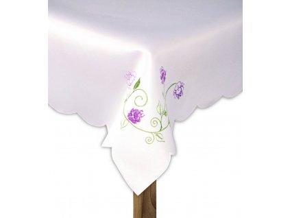 Ubrus - běhoun na stůl FLOWER 45x95 cm ESSEX