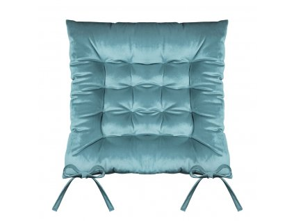 Sedák na židli SUMATRA mořská zelená 40x40 cm (cena za 1 kus) Mybesthome