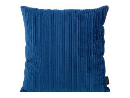 Polštář MANCHESTER modrá 45x45 cm Mybesthome