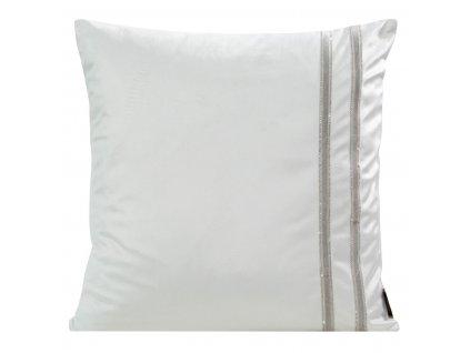 Polštář MINA bílá 45x45 cm Mybesthome