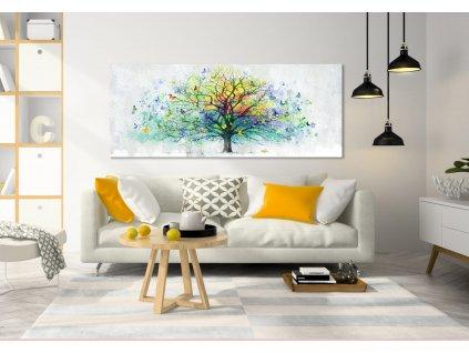 Obraz na plátně BUTTERFLY TREE A různé rozměry Ludesign02 548 g