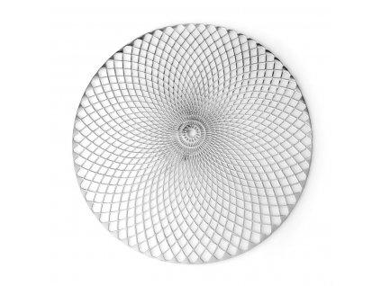 Prostírání DARCA stříbrná Ø 38 cm Mybesthome