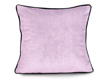 Polštář VELVETE růžová 45x45 cm Mybesthome