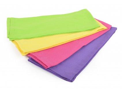 Utěrka bavlněná COLORFUL žlutá 45x65 cm Essex