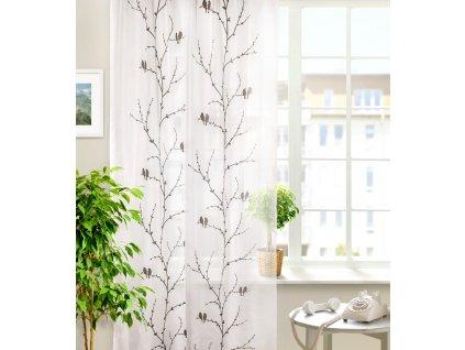 Dekorační záclona TRINO 140x245 cm MyBestHome